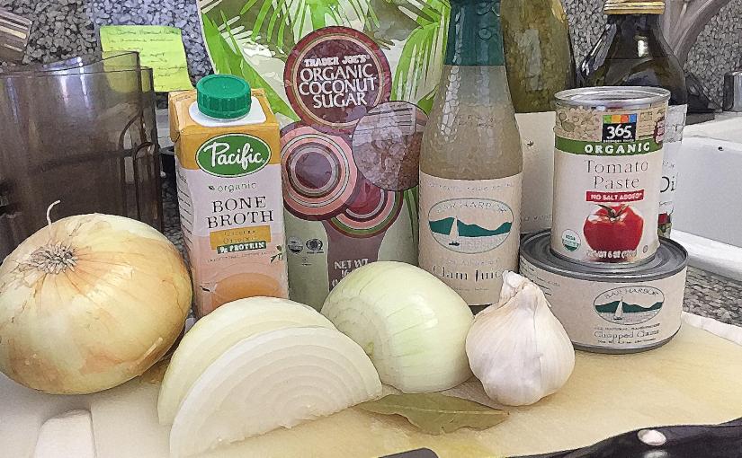 Easy Crock-Pot Cioppino